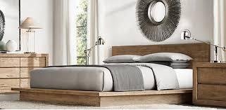Reclaimed Bedroom Furniture Impressive Reclaimed Oak Bedroom Furniture Bed Home Design