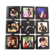 personalized picture clocks personalized photo wall clocks manufacturer from ahmedabad