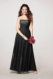 black bridesmaids dresses we love long black bridesmaid dresses