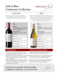 josh cellars sell sheets deutsch family wine u0026 spiritsdeutsch