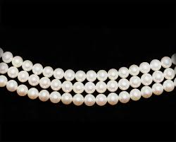 necklace pearls images 7mm freshwater triple pearl necklace aa quality pearl clasp jpg