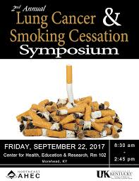 Kentucky Comfort Center Lung Cancer Symposium Northeast Kentucky Area Health Education
