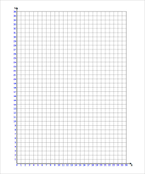 graphing paper template u2013 10 free pdf documents download free