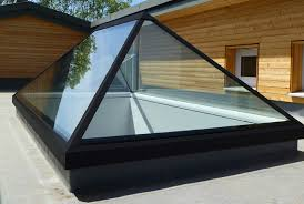 contemporary rooflights vision rooflights
