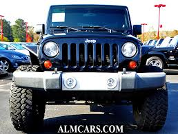 2012 unlimited jeep wrangler 2012 used jeep wrangler unlimited at alm newnan ga iid