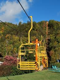 Chair Lift In Gatlinburg 20 Chair Lift In Gatlinburg Tn What S Left Of Gift Shop Of