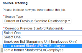 contact us stanford careers