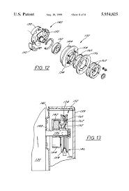 patent us5934825 vibratory plate machine google patents