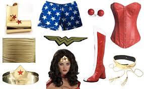 Wonder Woman Accessories Wonder Woman Costume Diy Guides For Cosplay U0026 Halloween