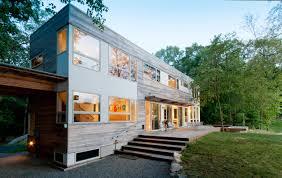 pavilion like house designed as a lake retreat by res4 freshome com