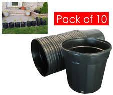 plastic pots ebay