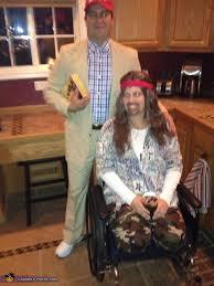 forrest gump costume gump and lt dan costume