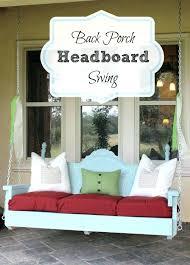 outdoor porch bed swing australia ideas indoor decor popular
