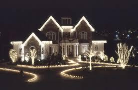christmas how to puthristmas lights on tall trees tree treehow