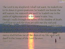 free christian wallpaper of psalms 23 make christian wallpaper
