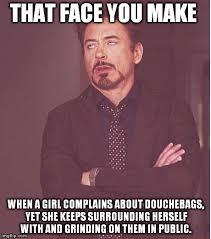 Grinding Meme - face you make robert downey jr meme imgflip
