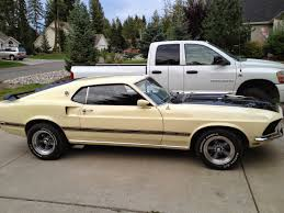 ford mustang 351 1969 ford mustang mach 1 351 cleveland for sale