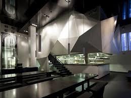 Modern Restaurant Interior And Exterior Design Ideas Founterior - Ultra modern interior design