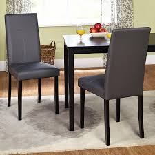 target parsons dining table amazon com target marketing systems set of 2 upholstered pu leather
