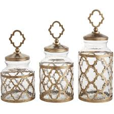 atticus canisters pier 1 imports mehrab u0026 moroccan key