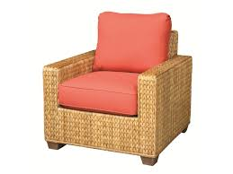 unique wicker chair with ottoman for your home design ideas with