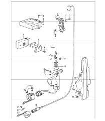 porsche boxster central locking problems central locking unit porsche 911 964 928 944