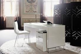 White Home Office Desks 34 Most Stylish Minimalist Home Offices You Ll See Digsdigs