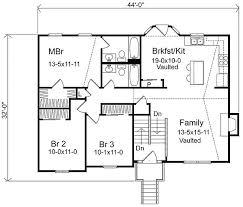 split house plans 9 side split house plans small modern level plan1261088mainimage 2