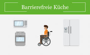 barrierefreie küche barrierefreie küche kochen ohne hindernisse