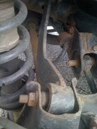 rear upper control arms and their bushings jeep patriot forums