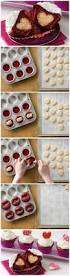 how to make surprise inside cupcakes red velvet cake mix cake
