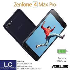 Zenfone 4 Max Asus Zenfone 4 Max Pro Zc554kl 3gb 32gb Original Asus Malaysia 1