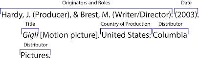 apa format online article no author apa format reference online article no author
