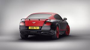 bentley supercar new bentley continental 24 limited edition celebrates return to