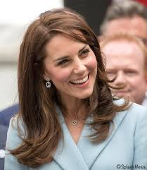 kate middleton diamond earrings kate opts for emilia wickstead in luxembourg what kate wore