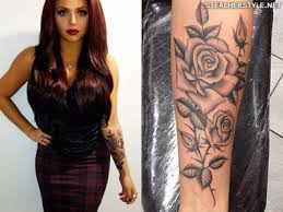 jesy nelson u0027s tattoos u0026 meanings steal her style