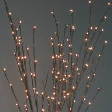 pre lit branches the light garden wlwb96 electric corded willow branch with 96