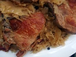 recipes with sauerkraut and pork chops food for health recipes
