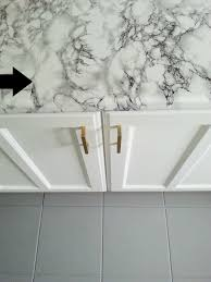 Contact Paper On Kitchen Cabinets Best 25 Contact Paper Countertop Ideas On Pinterest Stainless