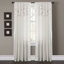 Curtains Set Circle Window Curtain Set Lush Decor Www Lushdecor