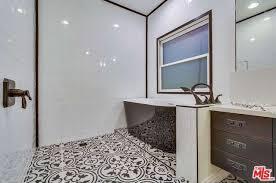 patterned tile bathroom patterned tiles for bathroom image credit homeology with