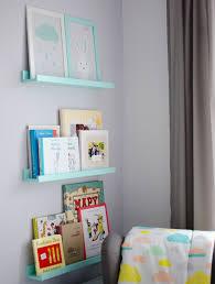 ikea ledges pokój dziecięcy dla chłopca dziewczynki nursery baby room design