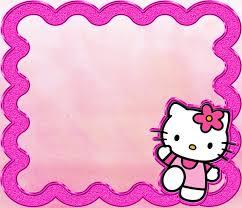 Hello Kitty Invitation Cards 100 Hello Kitty Invitation Template Free Hello Kitty Birthday