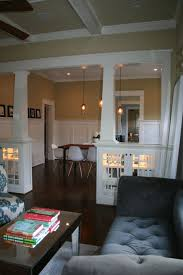 Wall Room Divider by Ideas For Openings Between Rooms Foyer Wall Opening Ideas