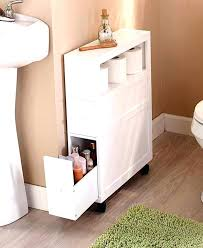 Bathroom Storage Cart Small Rolling Storage Cart Klyaksa Info