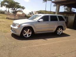 silver jeep grand cherokee bizzle33 2010 jeep grand cherokeesrt8 sport utility 4d specs