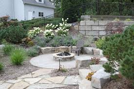 Tiered Backyard Landscaping Ideas by Terraces Tiered Gardens Landscape Designer Rivertown