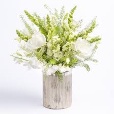 Flowers Delivered With Vase Flower Delivery Times Square Florist Flowers By Ode à La Rose