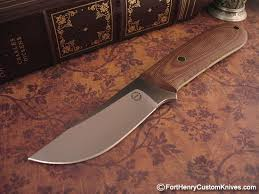 custom kitchen knives for sale just listed fort henry custom knivesfort henry custom knives