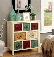 antique white storage cabinet sheba collection antique white finish wood hallway storage cabinet